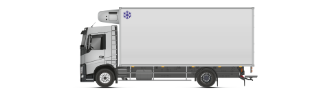 Samochód ciężarowy (chłodnia)