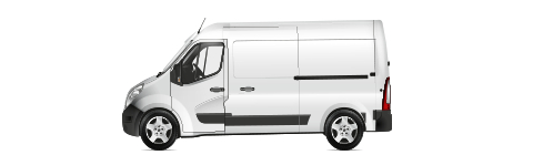 Dostawczy-furgon  (chłodnia)